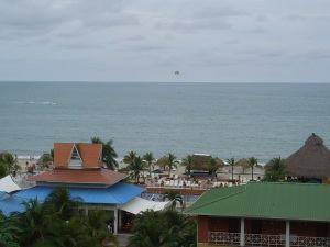 decameron resort view