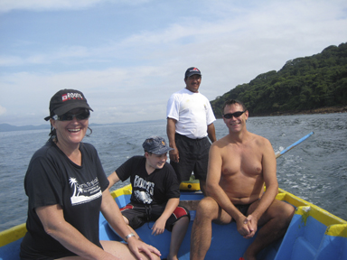 Snorkeling Buddies Taboga, Panama