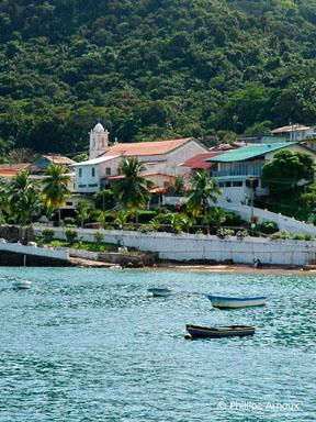 Taboga Island, Playa Honda